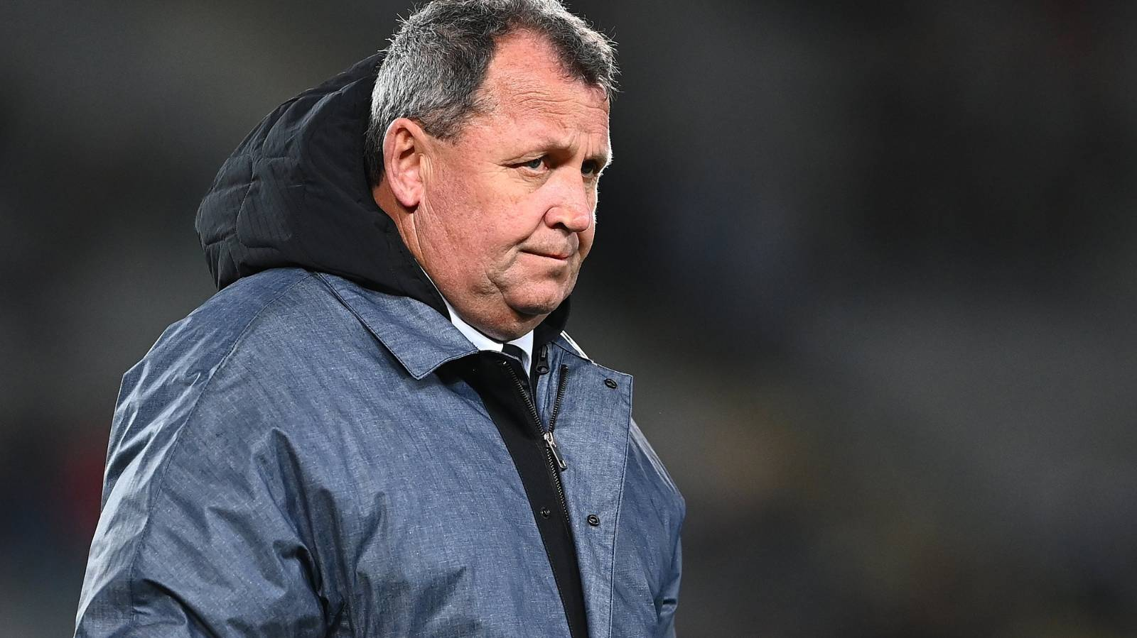 Foster sees little merit in staging Rugby World Cup every two years