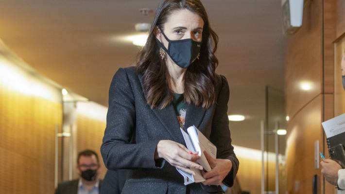 Prime Minister Jacinda Ardern confirmed on Friday that there had been transmission of Covid-19 in three essential workplaces.