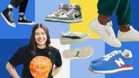 Lazy Sneakers' Maia Mariner picks shoes teenagers will actually like