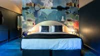 This newlook Queenstown hotel is a haven of stylish design