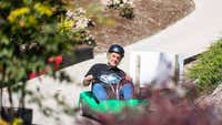 Better late than never - Luge to finally open in Taranaki