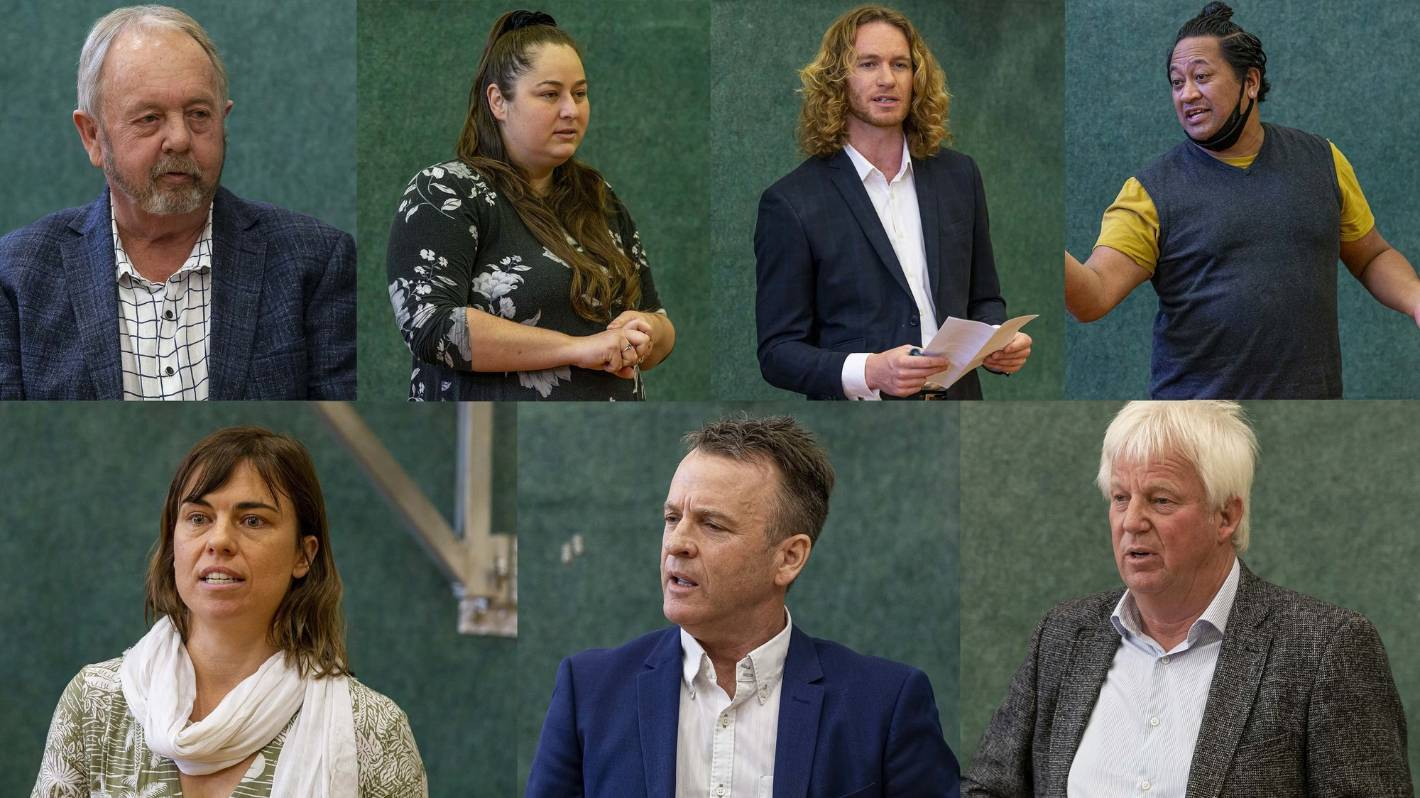 By-election candidates combat Covid-19 and apathy to engage voters