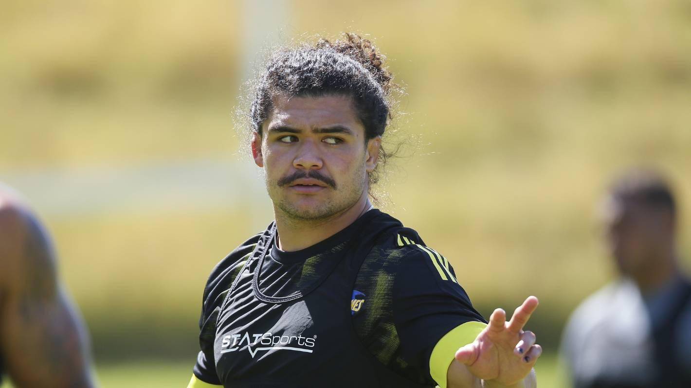 Du'Plessis Kirifi stripped of captaincy, retains NPC starting spot for Wellington against Taranaki