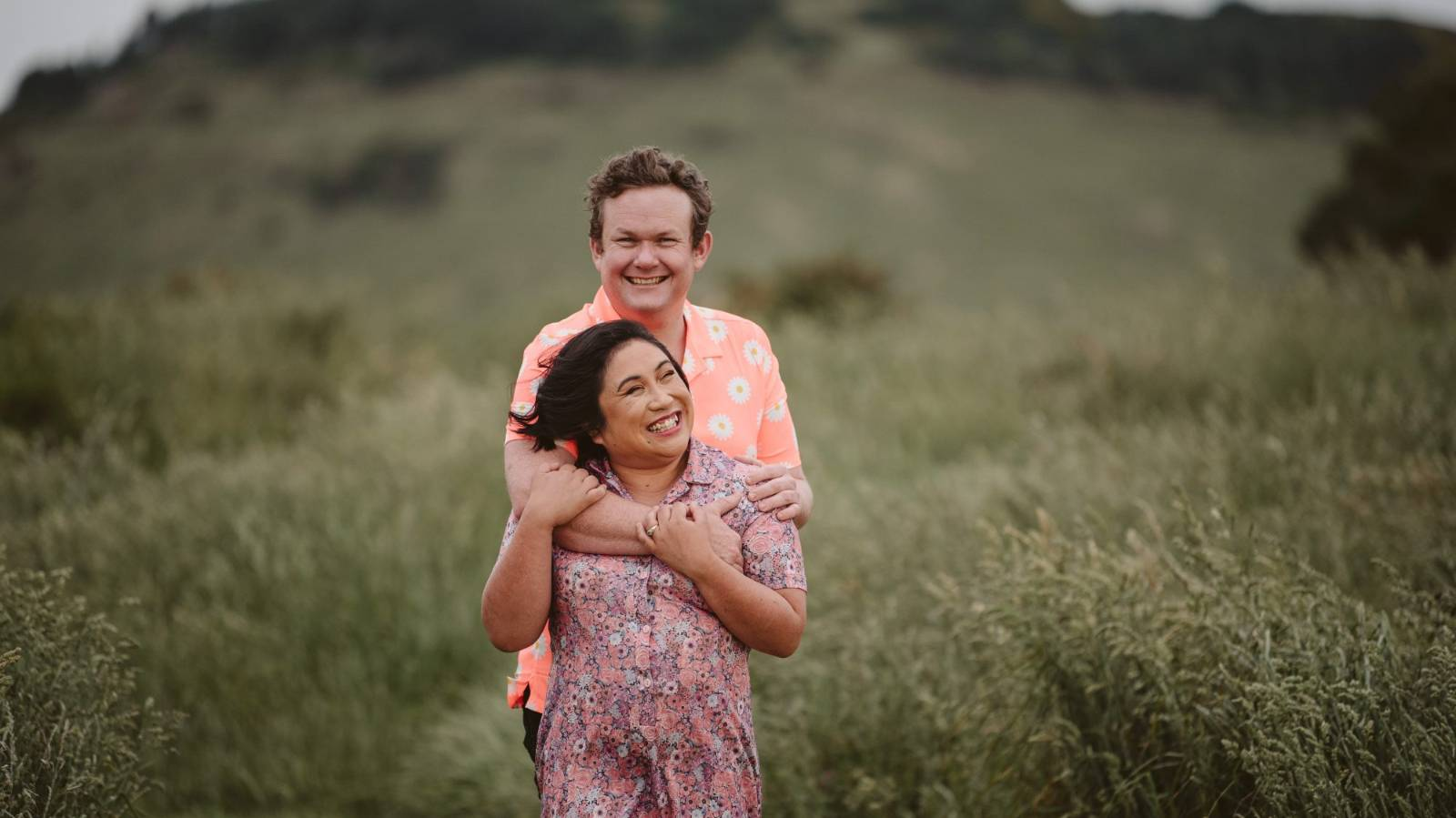 Slow burn: This couple fell in love through letters