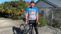 Cyclist, 70, to bike 600km in under a week