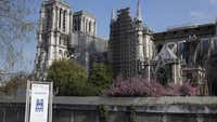 Notre Dame cathedral rebuild to finally begin