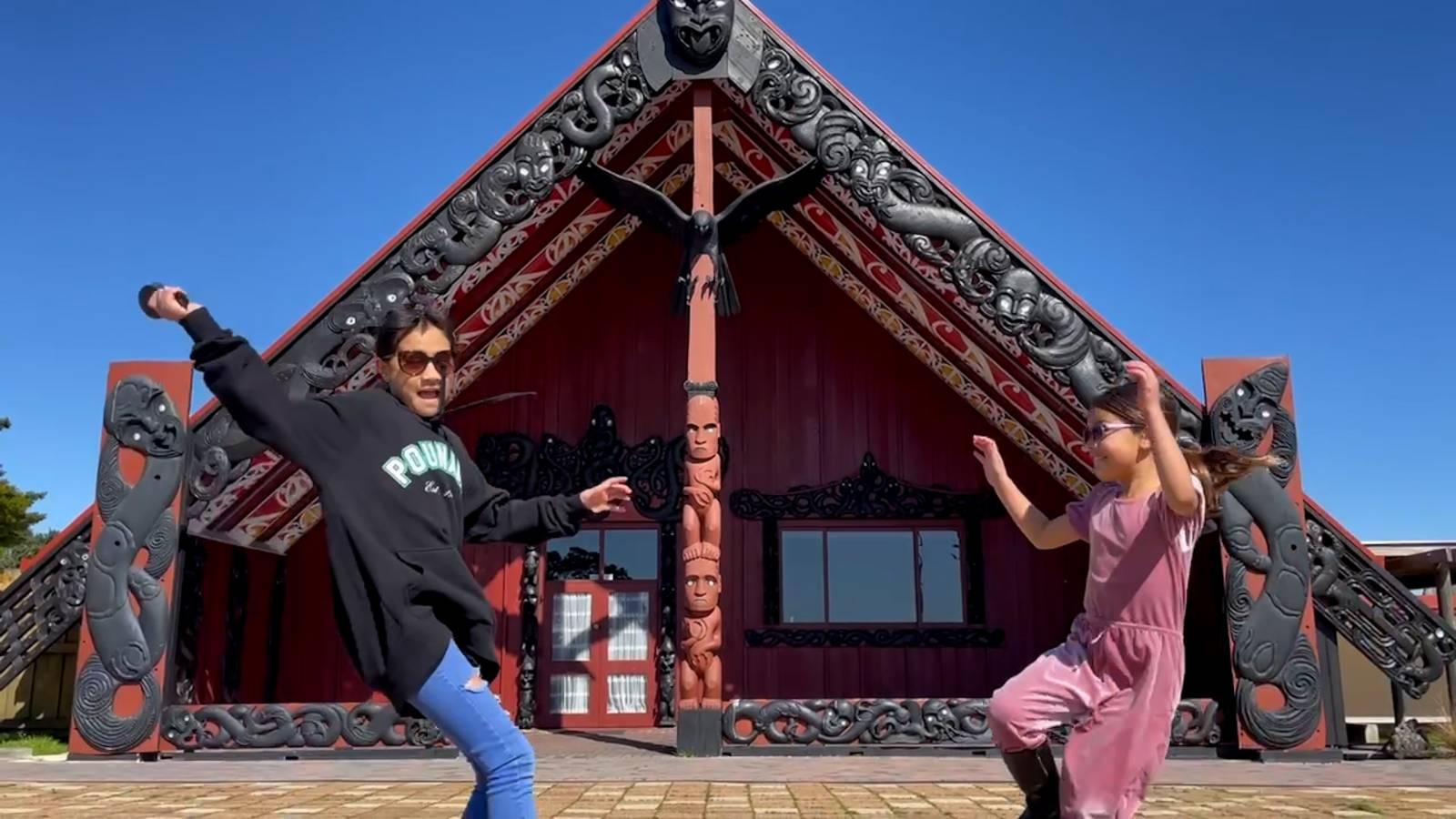 Lockdown life for tamariki of Ngāti Whātua Ōrākei