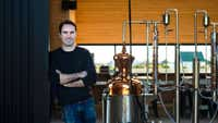 The Kiwis perfecting the art of gin