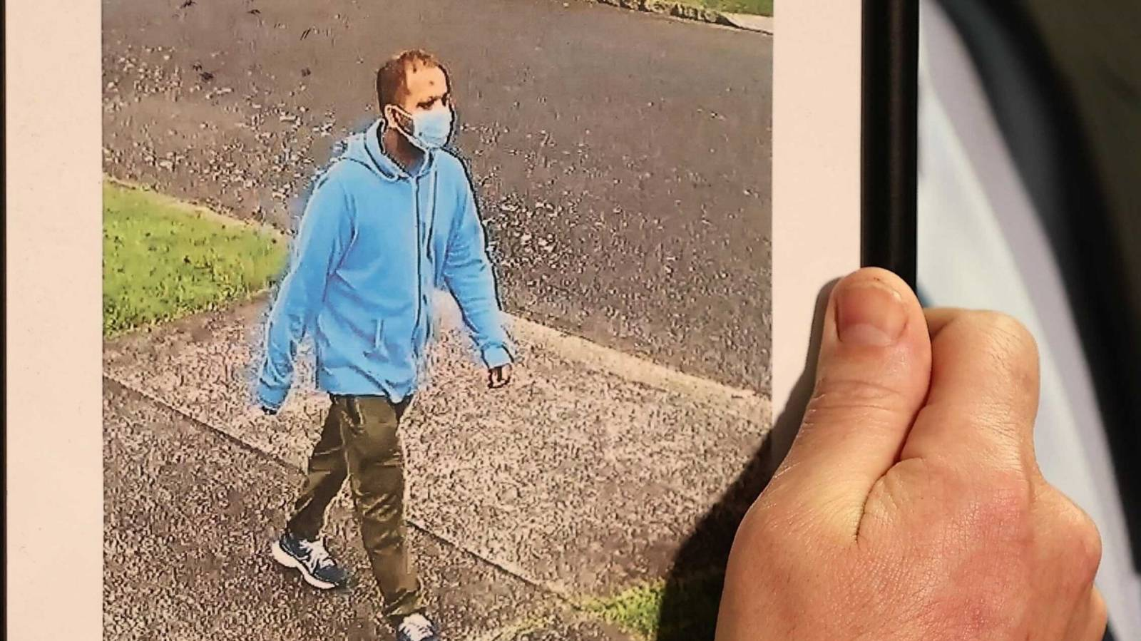 Police identify person of interest after woman's death in Mt Albert