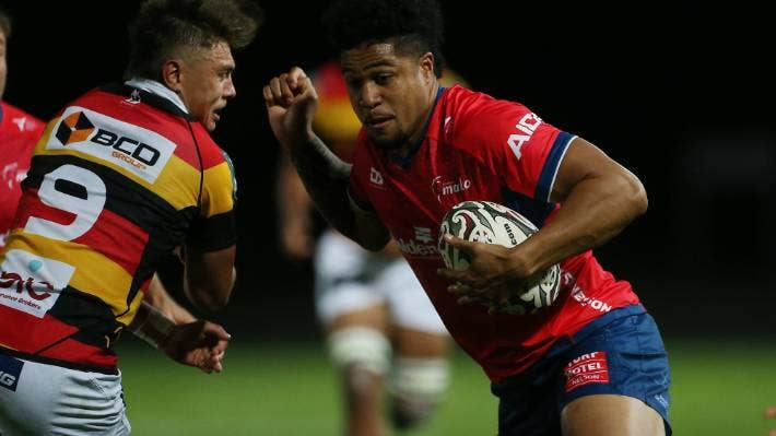 Tasman utility Leicester Fainga'anuku was again one of his side's best players, despite losing to Waikato in Nelson on Friday.