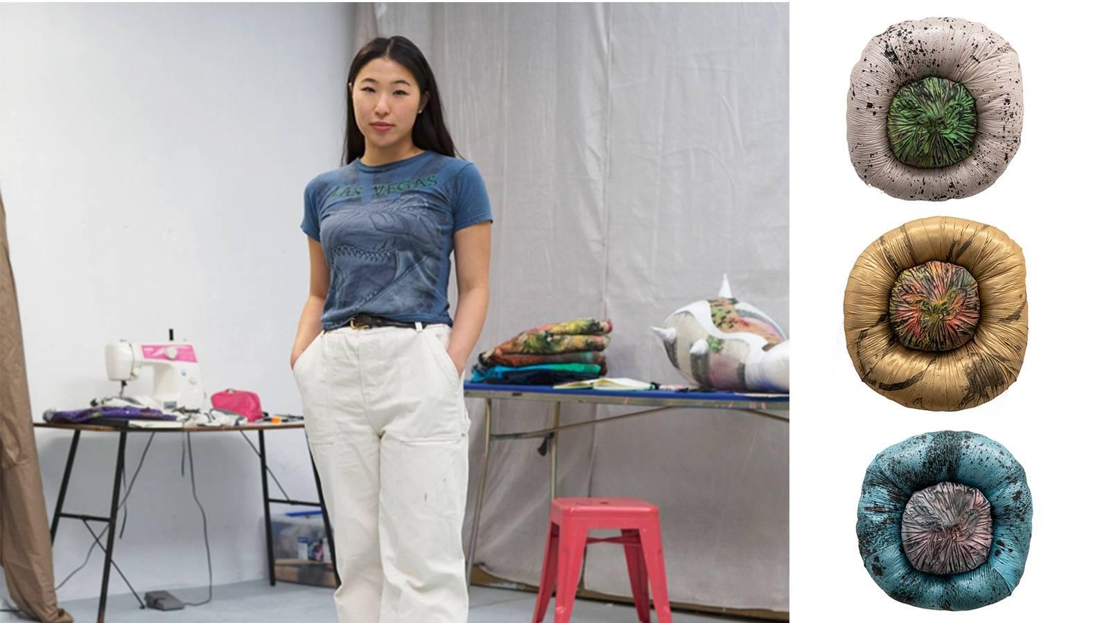 Meet the Maker: Korean New Zealand artist Emerita Baik