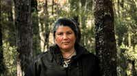 Hunter, forager, wahine Māori winemaker