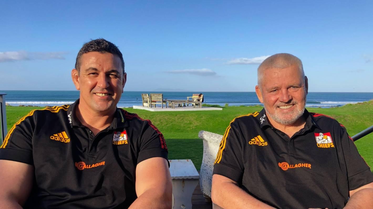 Super Rugby: Chiefs keep Clayton McMillan as head coach as Warren Gatland returns in new role