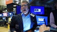 Older men more likely to panic sell shares, US study finds