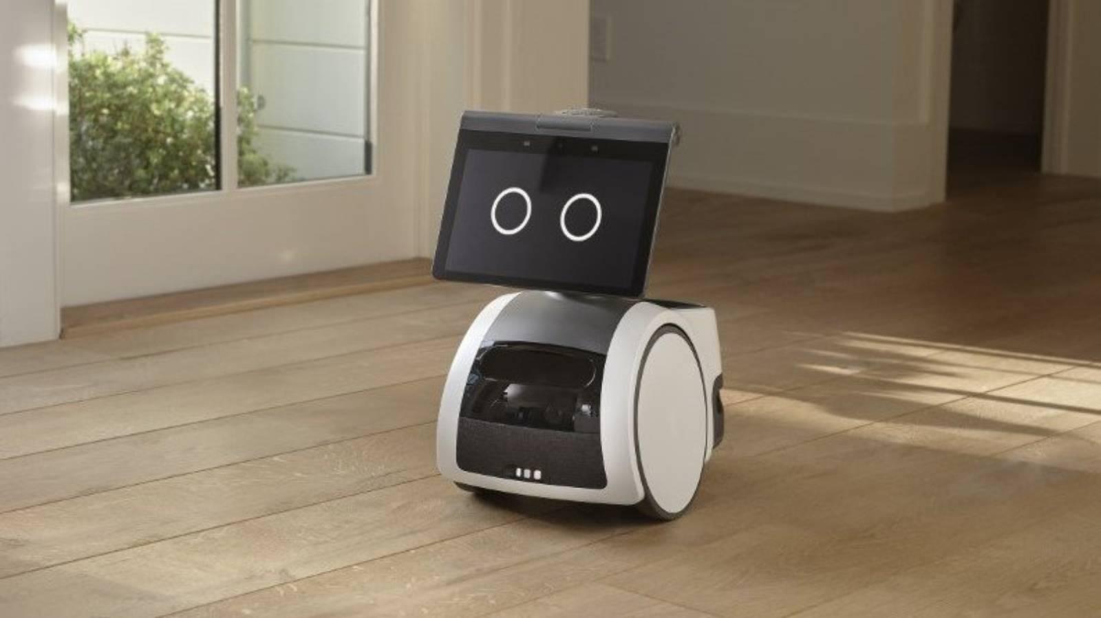Amazon's new Wall-E-like robot