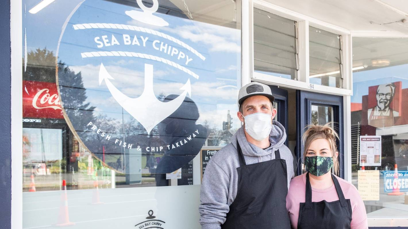 Fish and chips return to familiar Timaru takeaway site