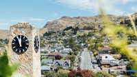 Lyttelton is a different world, in a good way