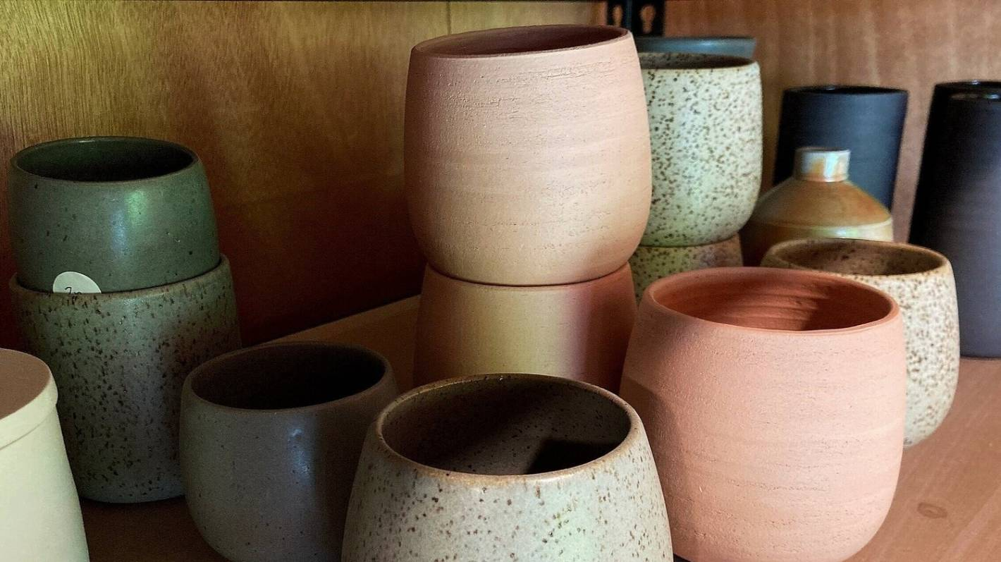 Processing life through pottery: 'At every stage, you can stuff it up'