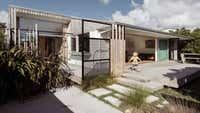 From Beazley home to 'beach shack'