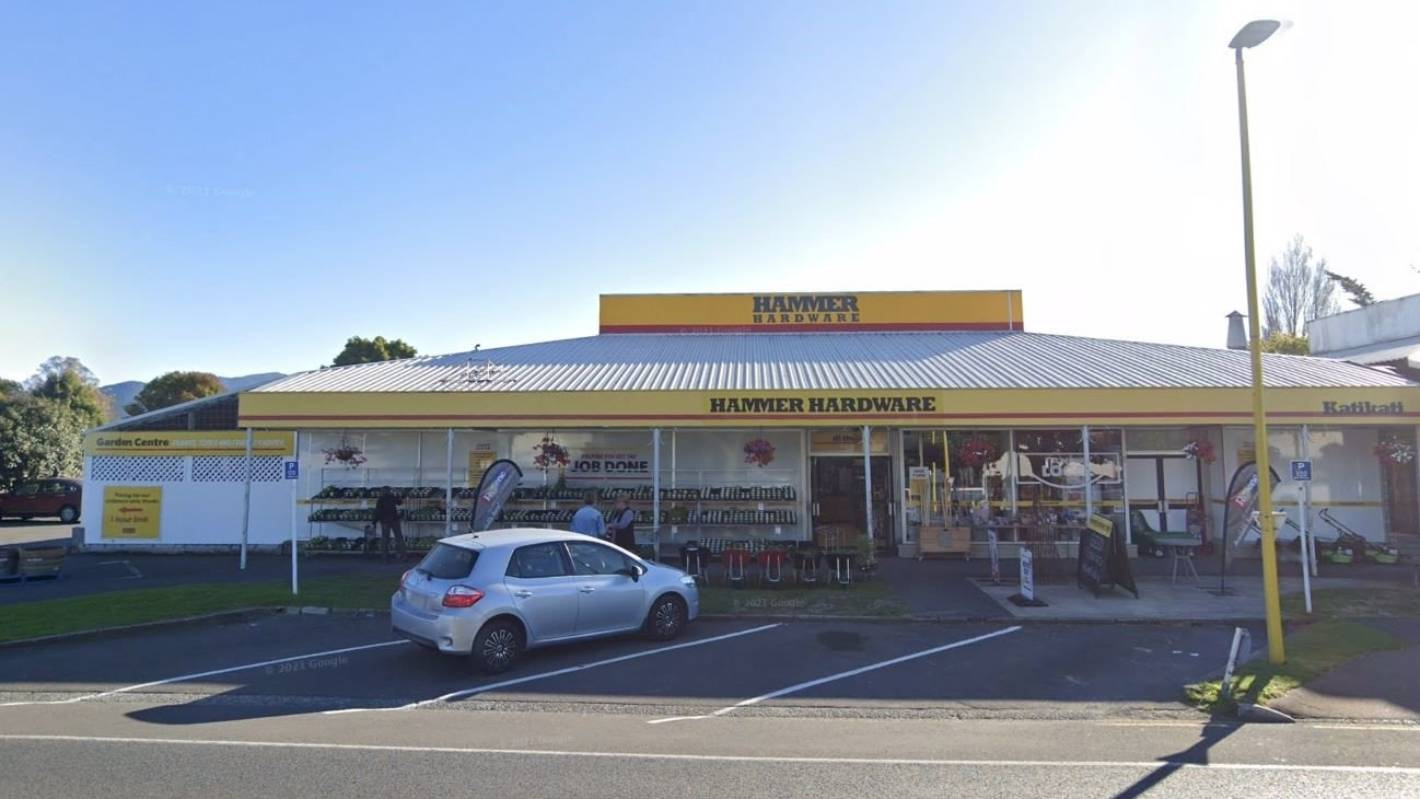 Katikati location of interest opens at 9, closed by 10 as Covid-19 arrives in BOP