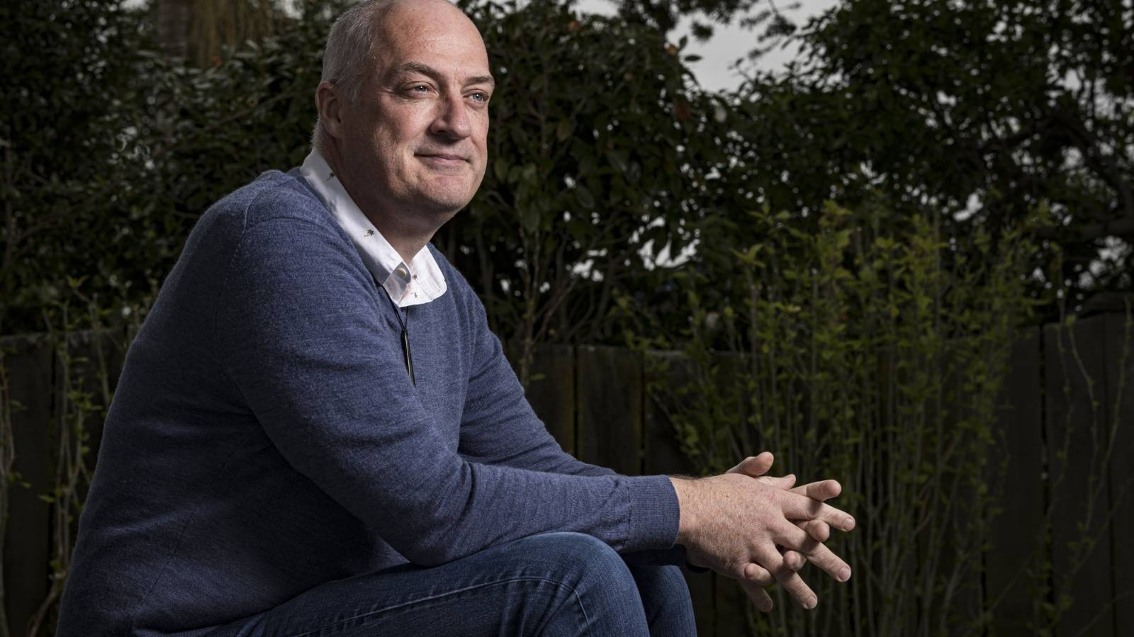 Cancer advocate David Downs calls himself a 'genetically modified optimist'