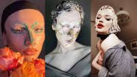 Three boundary-pushing makeup artists on where they find fearless inspiration