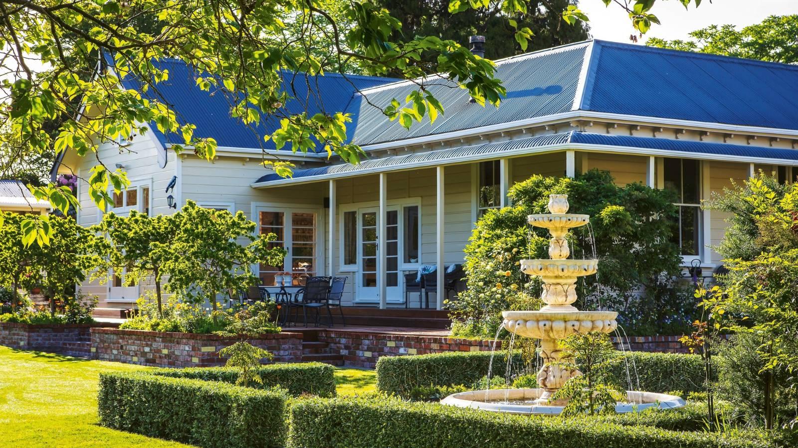 Patchworker's Taranaki garden a layered delight full of nostalgia