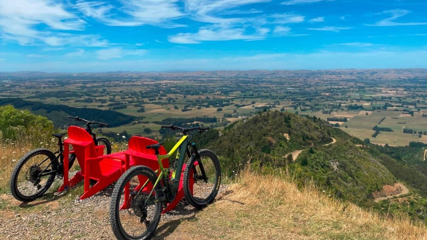 Ambitious m plan aims for network of trails connecting Wairarapa's five towns