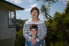 Nichola Oakenfull, pictured here with her son Alex, was diagnosed with multiple myeloma in May last year.
