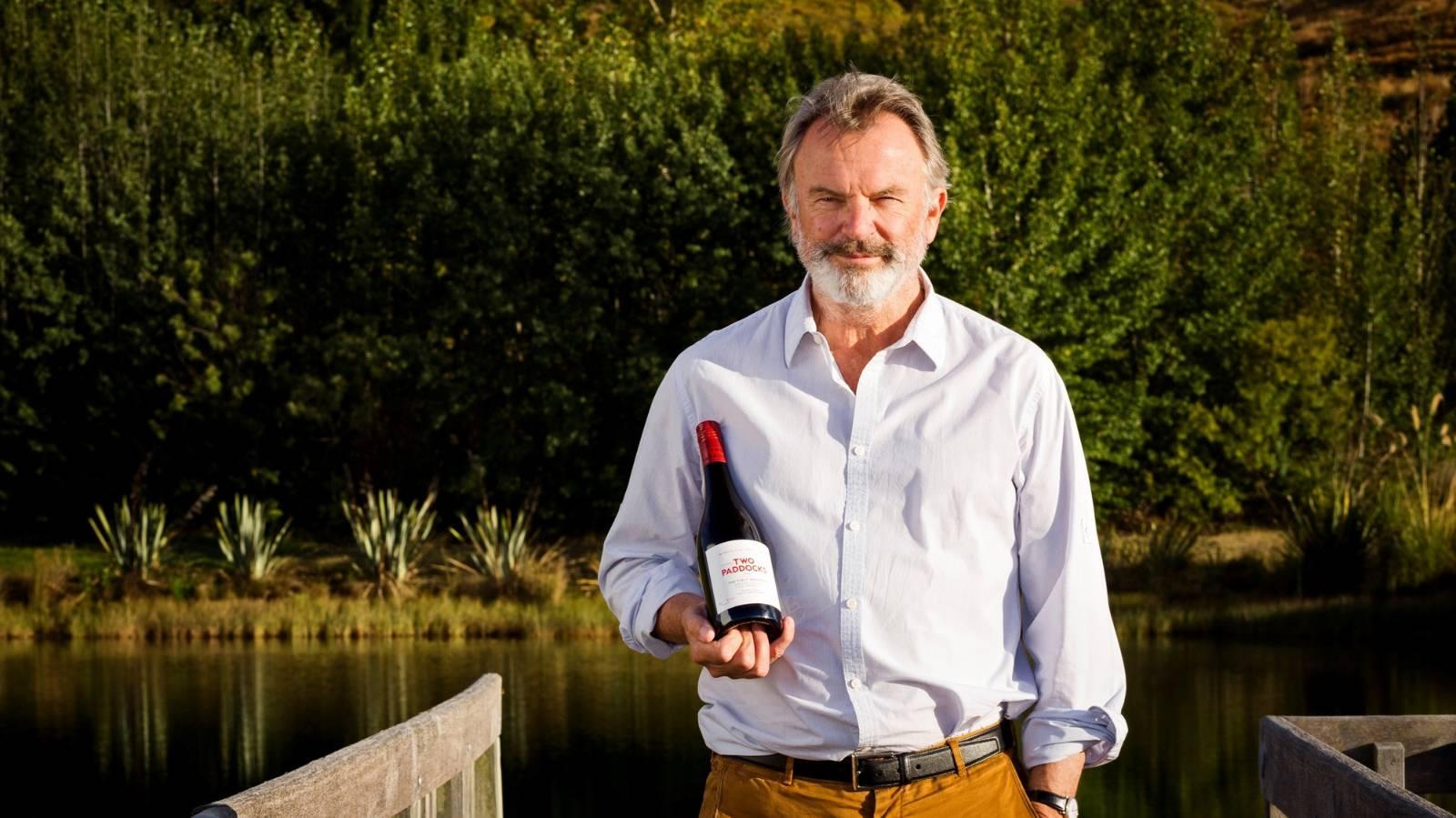 Actor Sam Neill selling his Gibbston vineyard