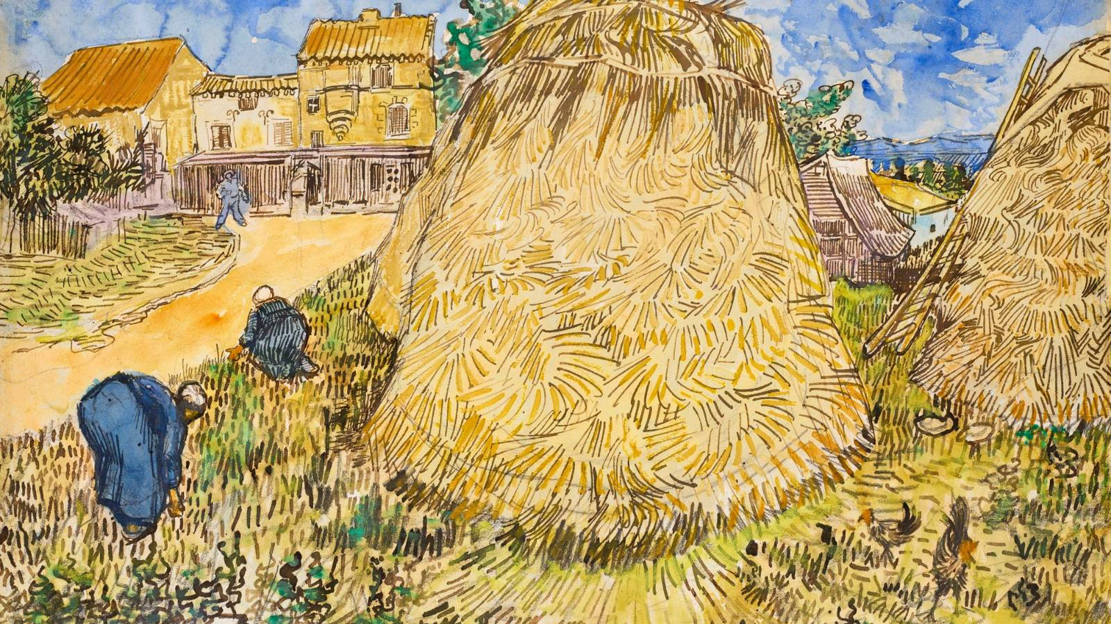 Van Gogh artwork looted by Nazis to sell for up to $28m