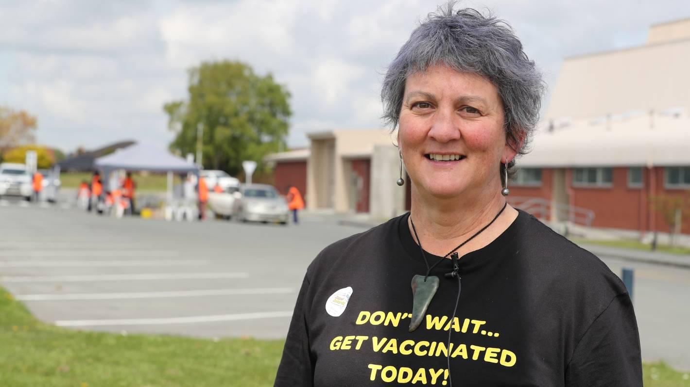 South Canterbury edges closer to vaccine target
