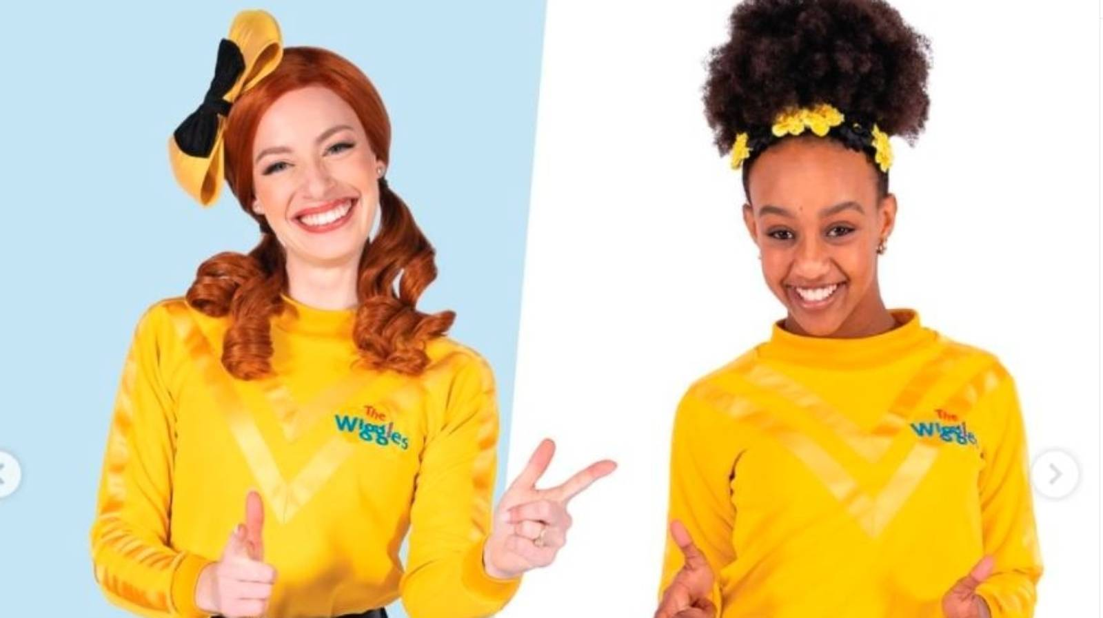 Meet the teenager who's the new Yellow Wiggle