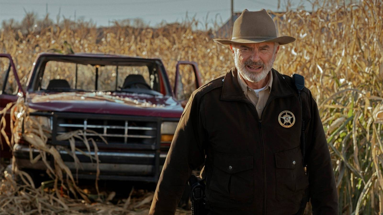 Can Sam Neill save the world in Apple's slow-burning sci-fi Invasion?