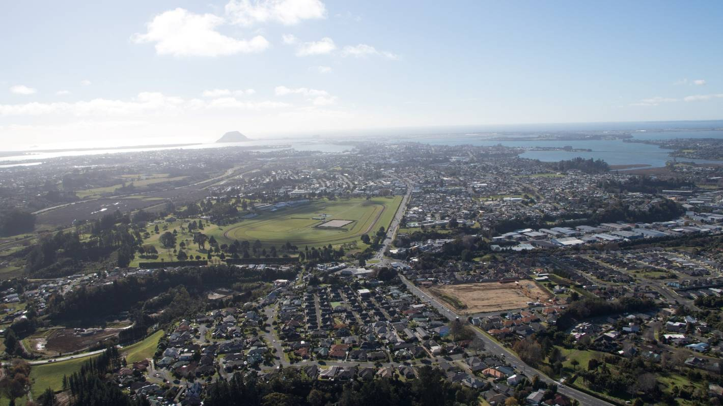 stuff.co.nz - Housing in mix as home to golf, racing in Tauranga goes under the spotlight