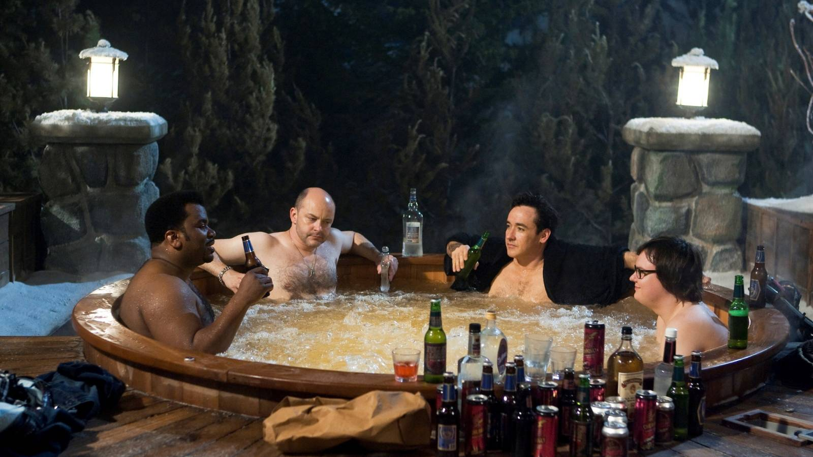 Disney+'s decade-old Hot Tub offers joyful nostalgic hit for Gen-Xers