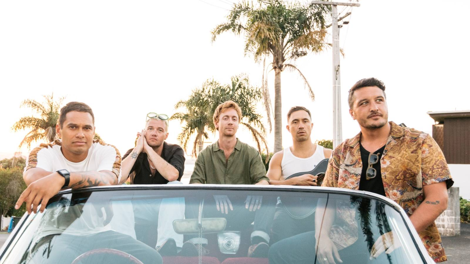 Six60 announce Stadiums Tour for 2022, urge fans to get vaccinated
