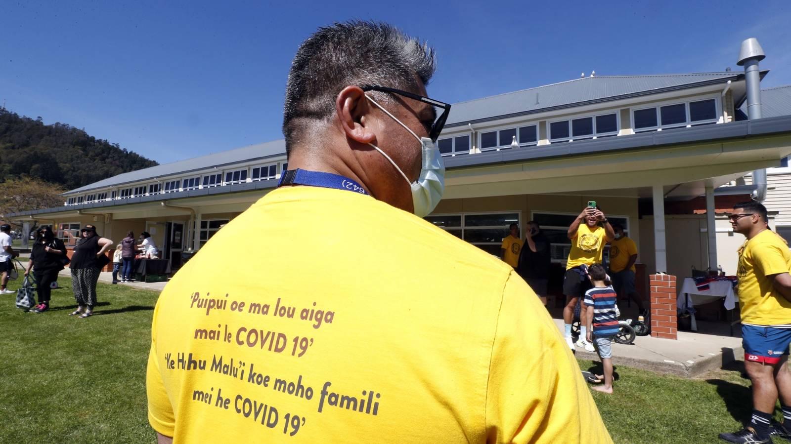Pasifika community in Nelson-Marlborough smashes vaccination target