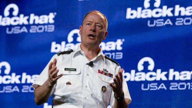 UNLIMITED POWER: General Keith Alexander, director of the National Security Agency, chief of the Central Security ...
