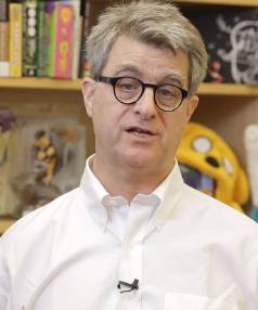 DRAWING INSPIRATION: Founder of Frederator Studios, Fred Seibert.