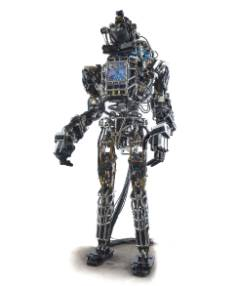 KILL ALL HUMANS? Boston Dynamics' Atlas robot. For what purpose is Google collecting robotics companies?
