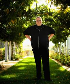 KIM DOTCOM: Internet entrepreneur plans mega bash to announce details of his new political party, and drop a new album ...