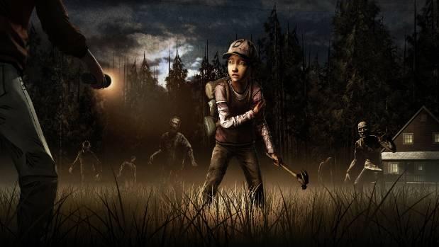 The Walking Dead: Season 2 - Episode 1: All That Remains.