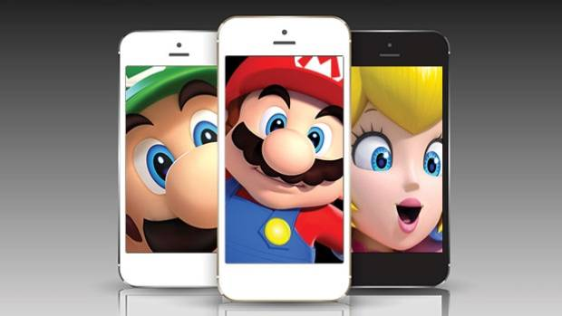 SUPER MOBILE BROS: Rumours of Nintendo expanding its game line to smartphones have been dismissed.