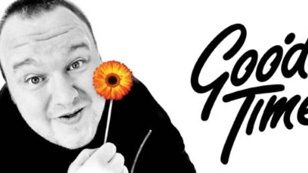KIM DOTCOM: 'How could my cover art cause offence to anybody? It's friendly and peaceful.'