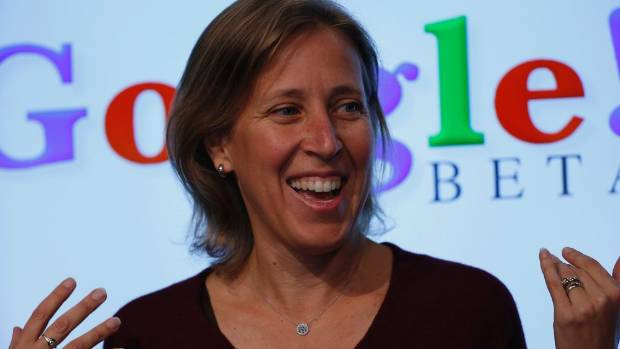 SKIP: Susan Wojcicki, senior vice president of Ads and Commerce for Google, has been tapped to lead YouTube.