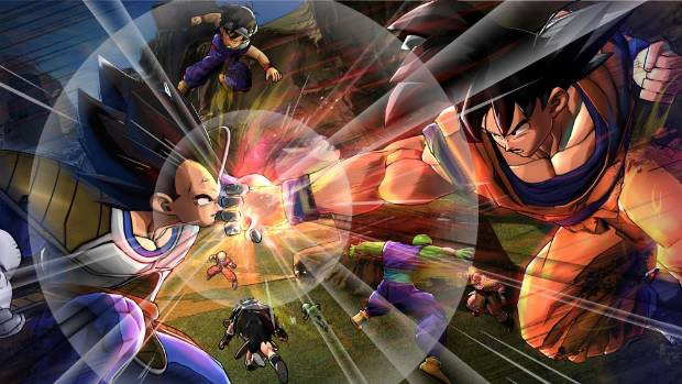 GOKU TIME: With more characters than you can shake a stick at, does Dragon Ball Z: Battle of Z buck the tie-in trend, or ...