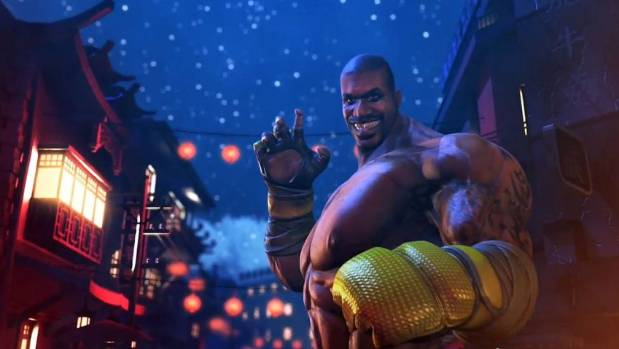 HE'S BACK: Shaquille O'Neal has launched a crowd-sourcing campaign for a follow-up to his infamous 1994 fighting game, ...