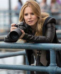 KICKSTARTER HAS LANDED: Veronica Mars star Kristen Bell in the theatrical followup to the cult TV series.