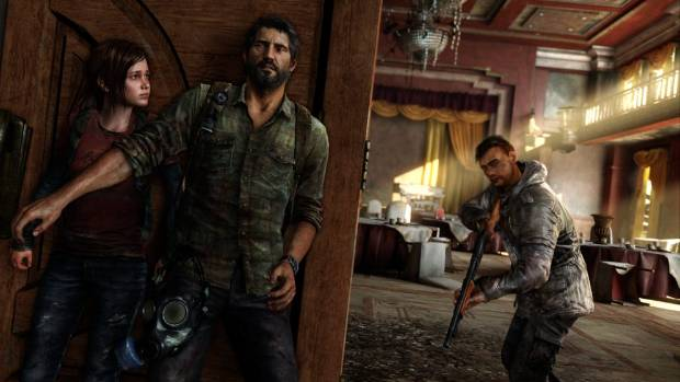 THE LAST OF US: Post-apocalyptic survival saga picks up the game of the year trophy at the Game Developers Choice Awards.